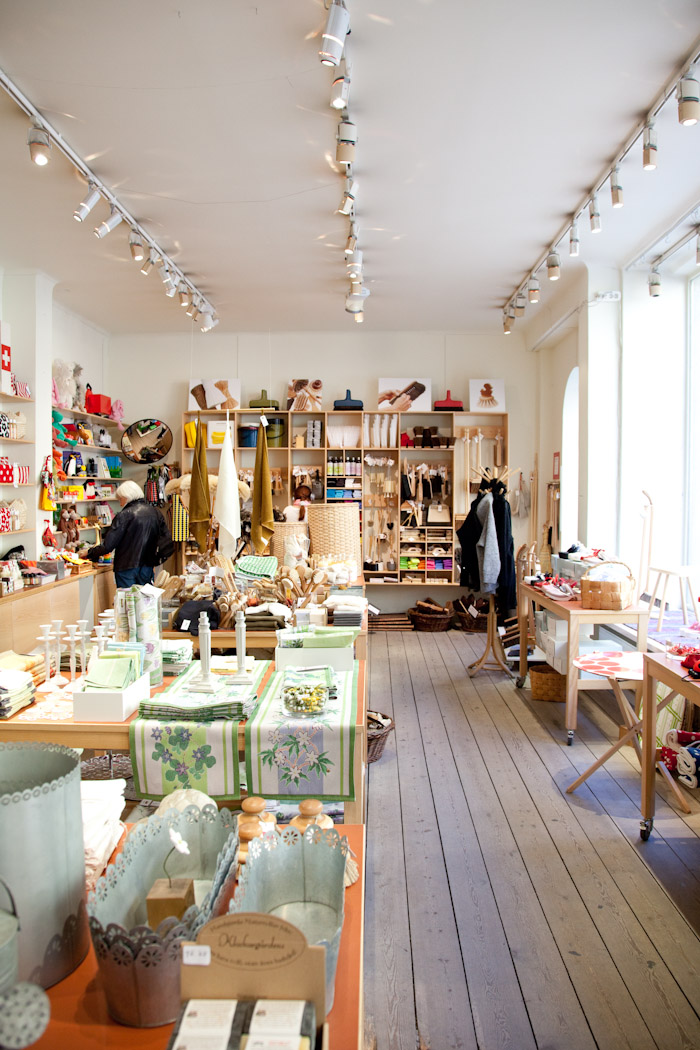 Wedding Gift Ideas Toronto : We arrived at the Iris Hantverk shop for our next meeting.