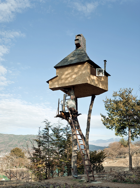 fujimori terunobu too high japanese tea house